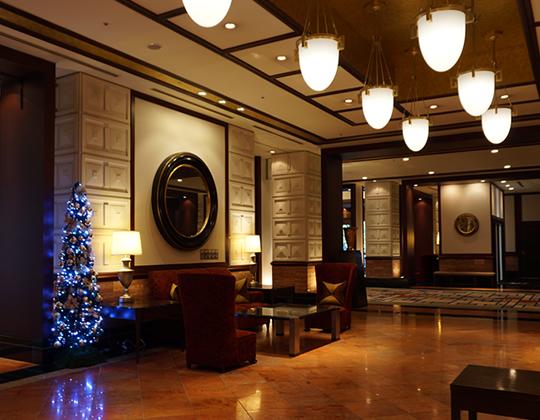 クリスマスツリー2019 テーマは「Brilliance」きらめき
