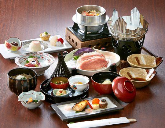 北陸グルメフェア チケットコースのご案内 北陸のグルメをご満足いただけるコース料理