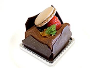 ショコラ オランジェ
