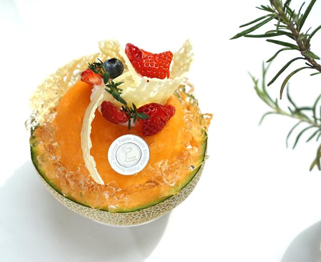メロンケーキ ディグ&ダグ Melon Cake dig&dug