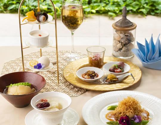中国料理 四川飯店の「プレシャスランチ~夏~」