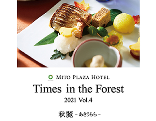 Times in the Forest 2021 Vol.4 秋麗-あきうらら- を発刊しました
