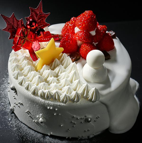 クリスマスケーキ「フラム」