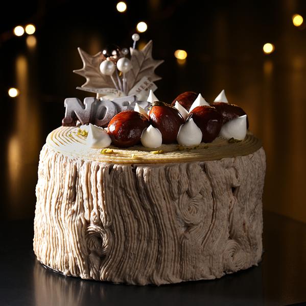 クリスマスケーキ「モンブラン」