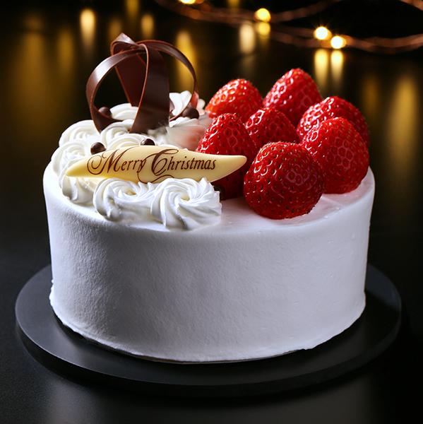 クリスマスケーキ「ロゼット」